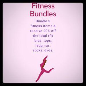Fitness Bundles